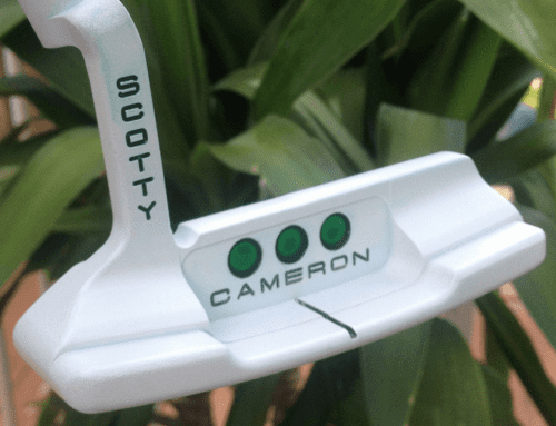"How to do a ""Fade"" Paint-fill on a Scotty Cameron Putter"