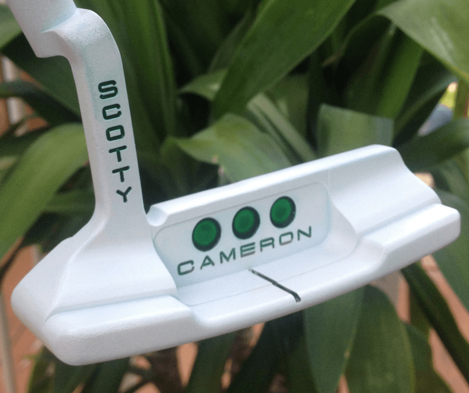 the diy golfer ghost cameron finish