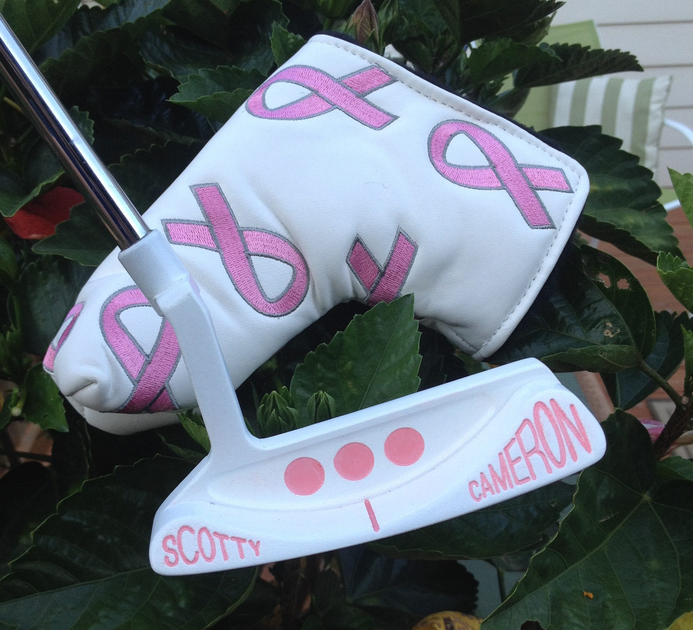 scotty cameron ghost pink