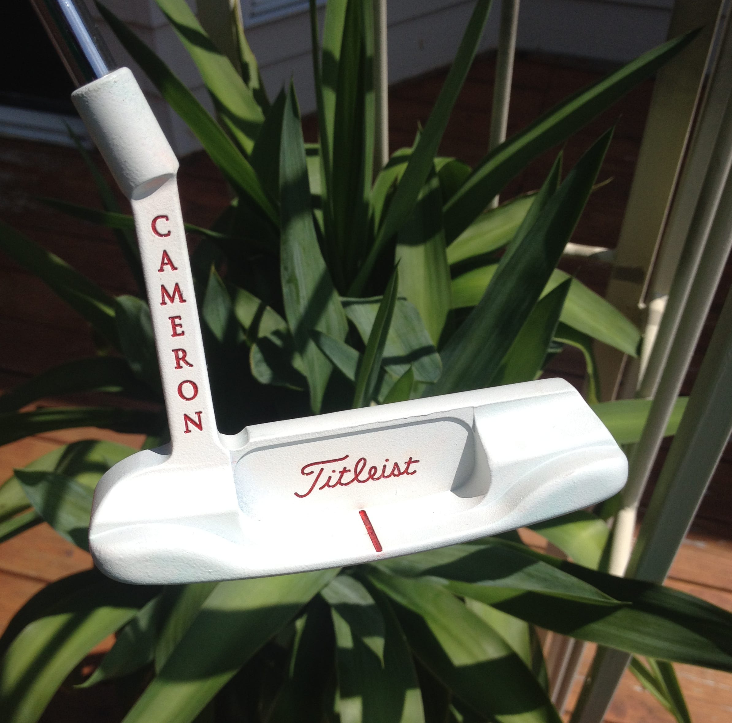 scotty cameron ghost red