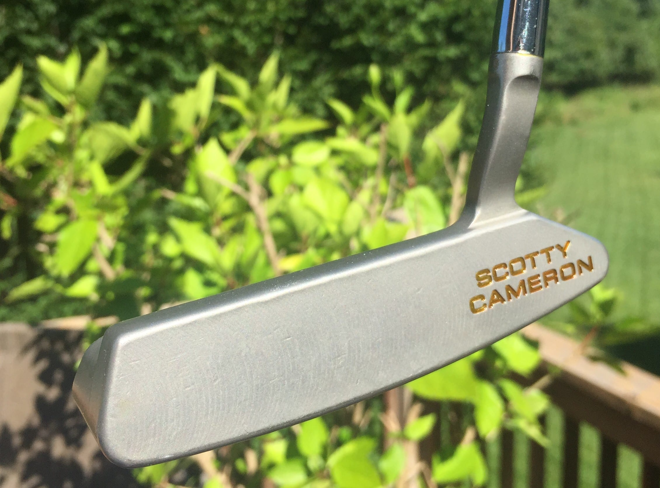 scotty cameron orange paintfill