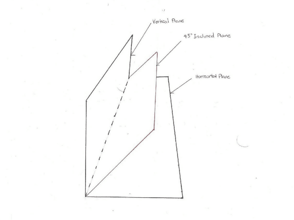 45 Degree Inclined Plane